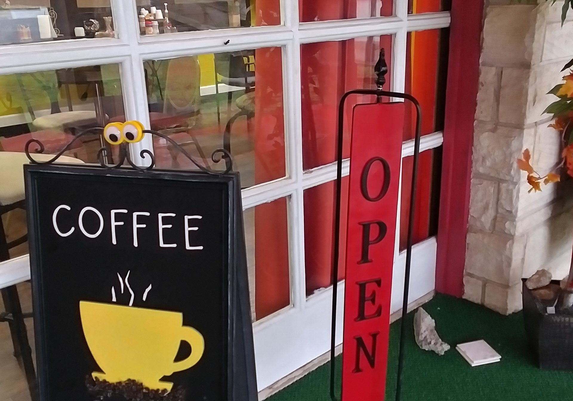 JTC Coffee Shop is open from Friday - Sunday at 9am-2pm